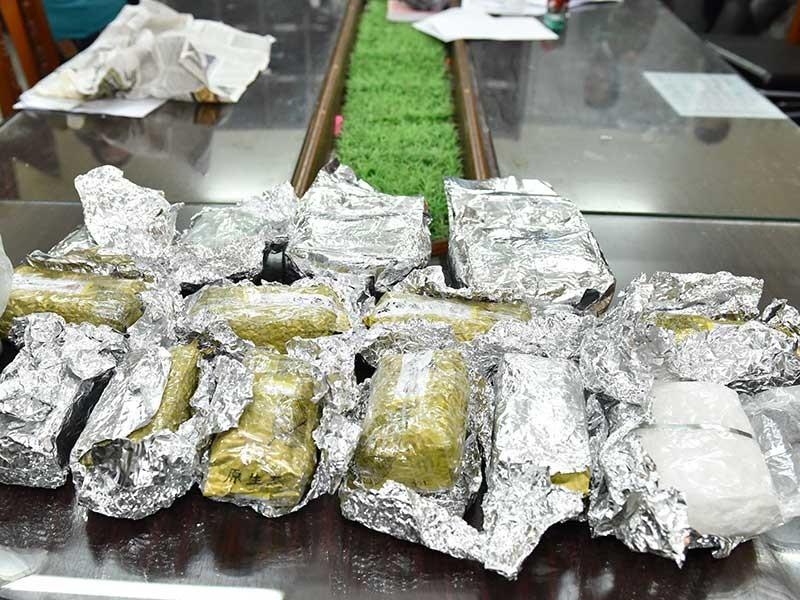 Tội phạm dời công xưởng ma túy đá vào khu tam giác vàng - ảnh 1