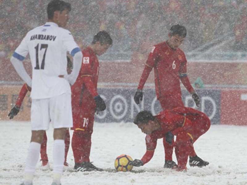 Cầu thủ U-23 Việt Nam thèm bữa cơm mẹ nấu - ảnh 4