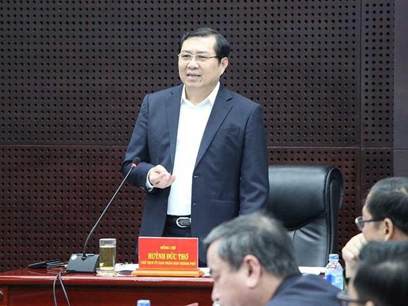 Chủ tịch Đà Nẵng yêu cầu chấn chỉnh cán bộ - ảnh 1