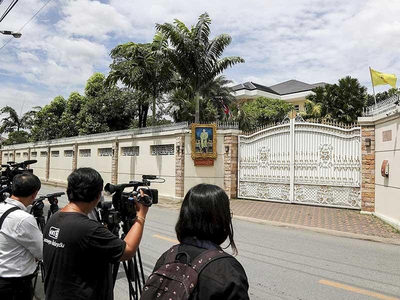 Thái Lan tịch thu tài sản của bà Yingluck - ảnh 2