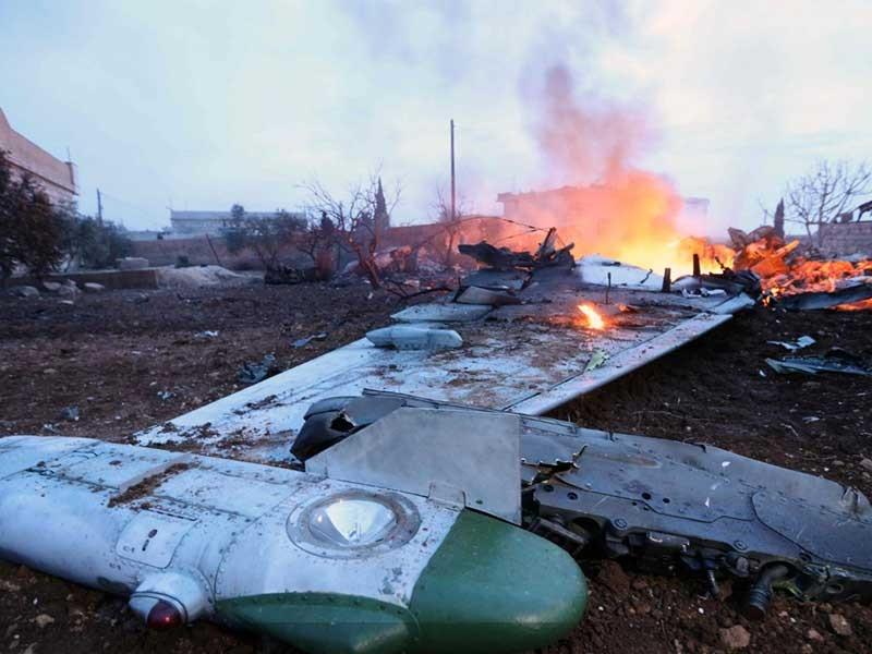 Không lực Nga hết bất khả chiến bại ở Syria? - ảnh 1