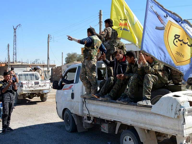 Liên quân Mỹ diệt 100 tay súng Syria thân chính phủ - ảnh 1