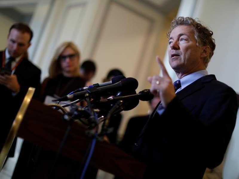 Hạ viện Mỹ duyệt dự luật 'giải cứu' chính phủ - ảnh 1