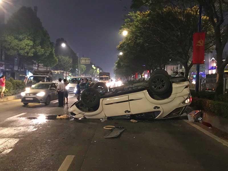 Đau đầu với người nước ngoài gây tai nạn - ảnh 1