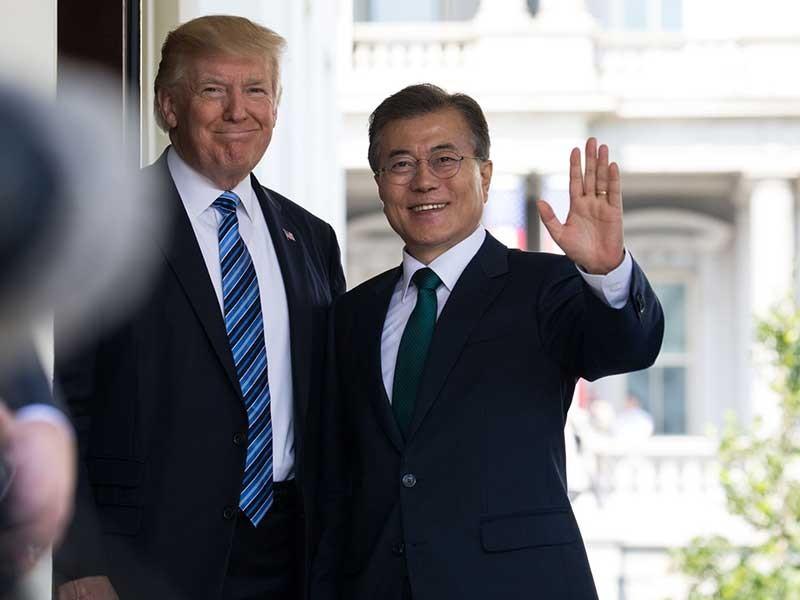 Ai sẽ là đặc phái viên Hàn Quốc đến Triều Tiên? - ảnh 1