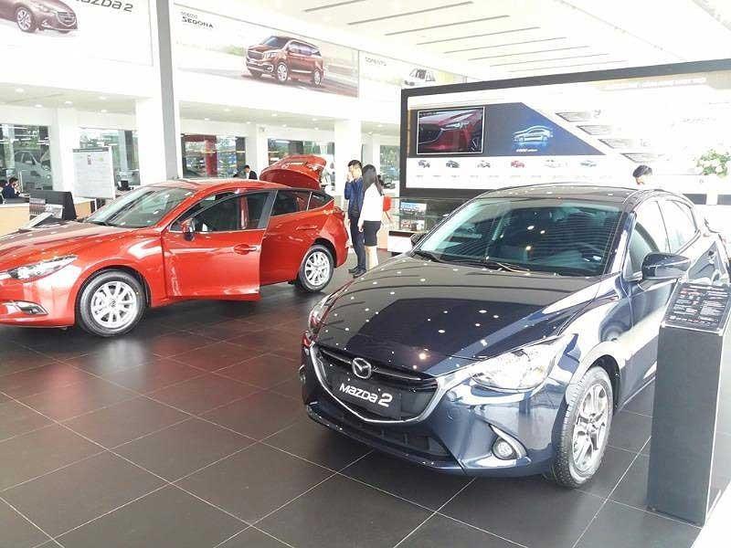 Bước ngoặt bất ngờ trên thị trường ô tô Việt Nam - ảnh 2