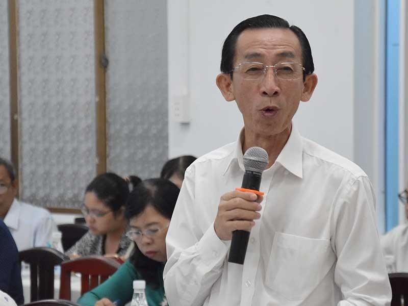 TP.HCM phản biện đề án tăng thu nhập cho CBCCVC - ảnh 1