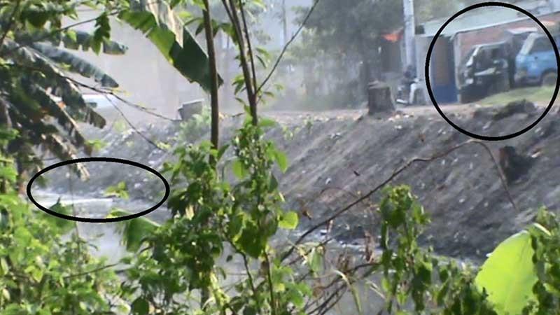 Sở TN&MT nói về việc xả bậy bùn hầm cầu - ảnh 2