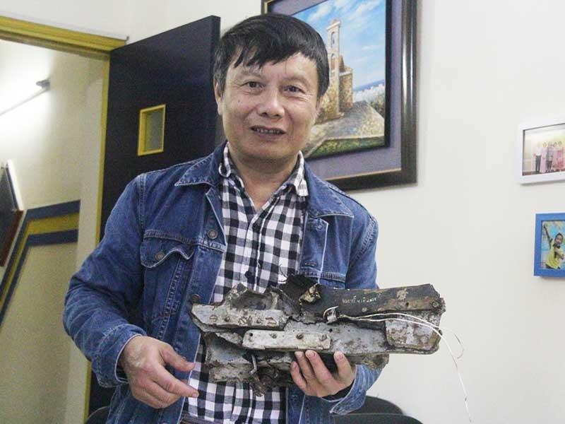 Chuyện về vụ mất tích MiG-21 nửa thế kỷ trước - ảnh 1
