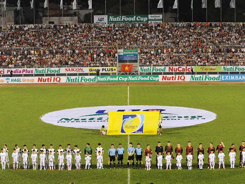 Bán vé xem V-League và khi U-23 nhạt đi… - ảnh 1