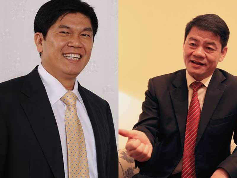 Hành trình thú vị của 2 tỉ phú đôla mới người Việt Nam - ảnh 1