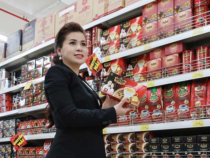 Lê Hoàng Diệp Thảo: Người mang cà phê Việt đi 5 châu - ảnh 1