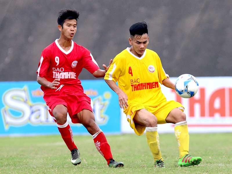 Bóng đá trẻ Hà Nội thắng đậm TP.HCM - ảnh 1