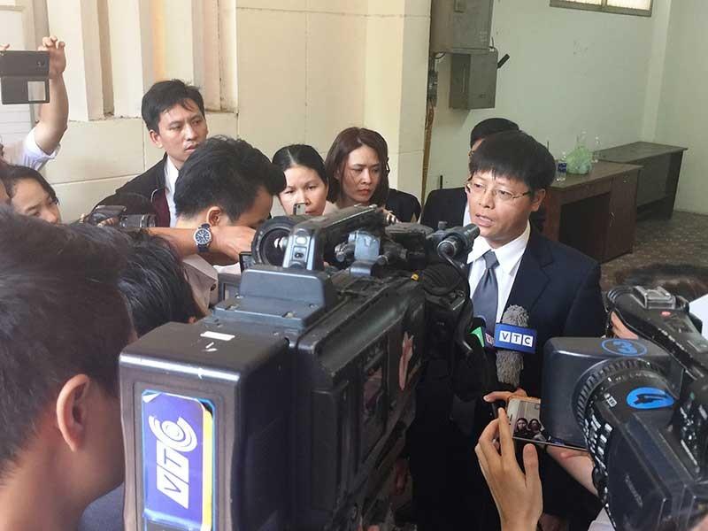 Vinasun: Grab chậm nộp tài liệu, chứng cứ cho tòa - ảnh 1