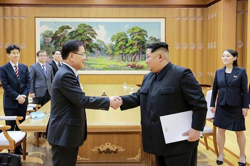 Sứ giả hòa bình sắc bén của ông Kim Jong-un - ảnh 2