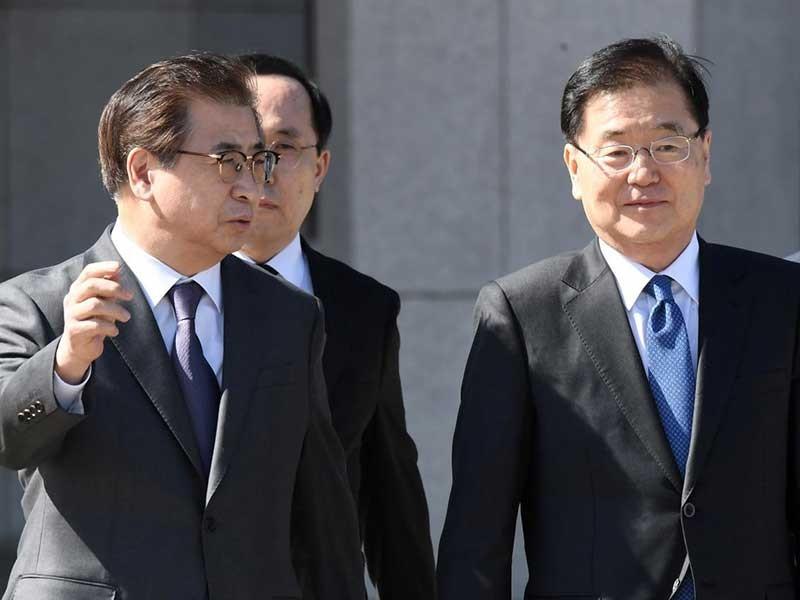 Triều Tiên gửi thông điệp 'mật' đến Mỹ - ảnh 1