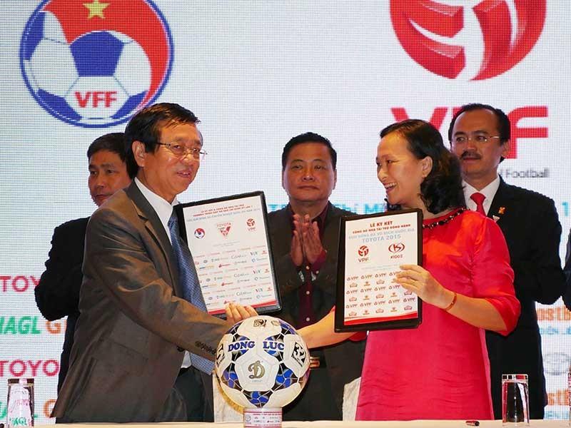 VPF và bài toán V-League không trực tiếp - ảnh 1