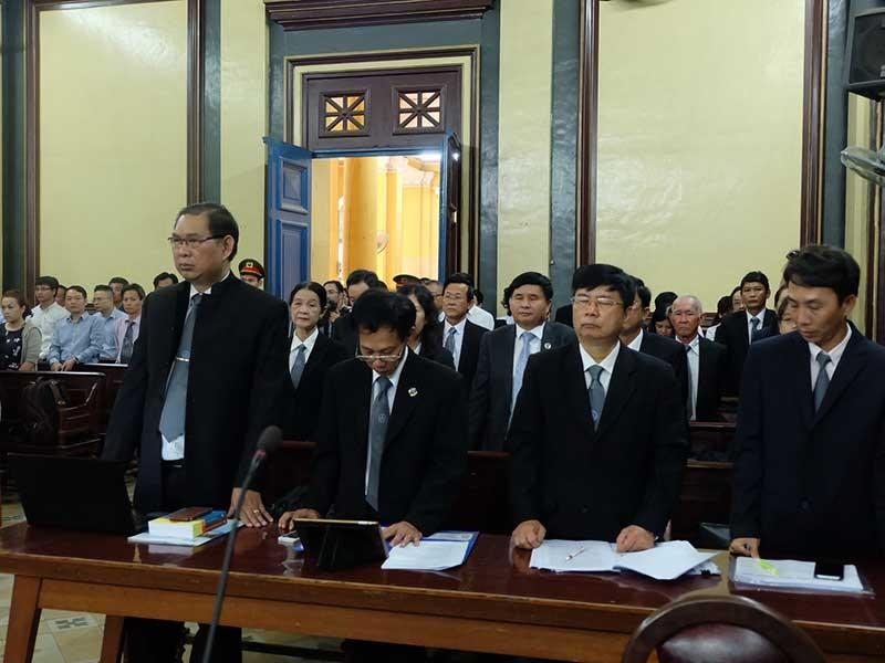 Vụ Navibank: Không triệu tập thẩm phán Quảng Đức Tuyên? - ảnh 1