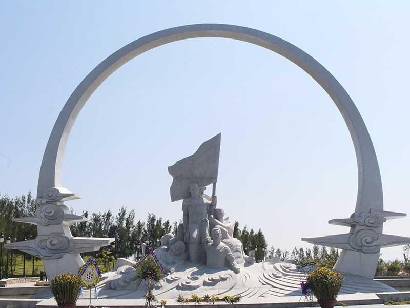 30 năm sự kiện Gạc Ma: Vòng tròn bất tử giữa đạn thù - ảnh 1