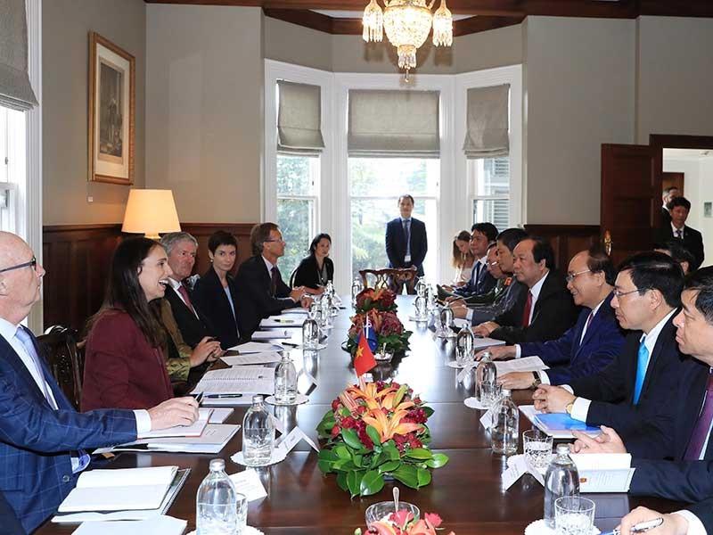 Việt Nam-New Zealand: Hướng tới đối tác chiến lược - ảnh 1