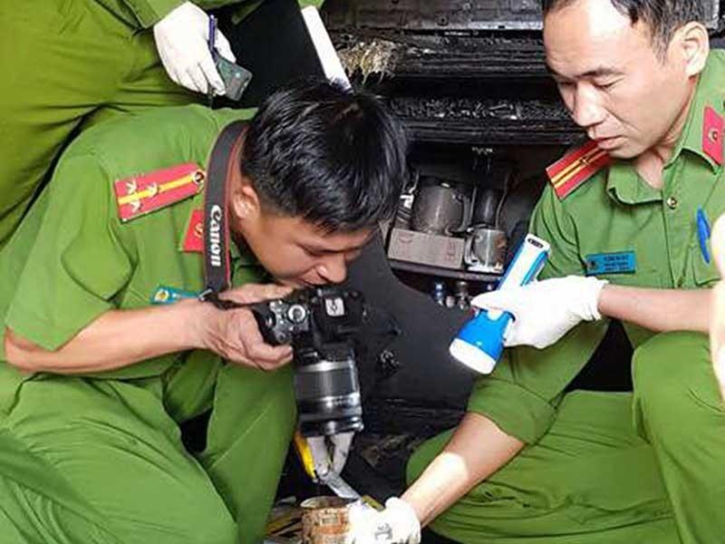 Vụ cháy 5 người chết ở Đà Lạt là án mạng - ảnh 1