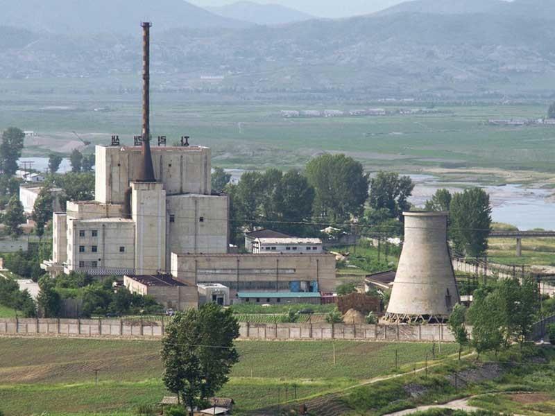Nghi Triều Tiên bắt đầu thử lò phản ứng hạt nhân - ảnh 1