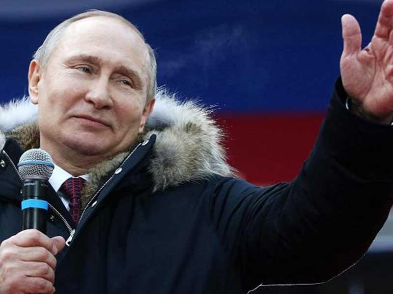 Sóng gió bủa vây Nga trước thềm bầu cử - ảnh 1