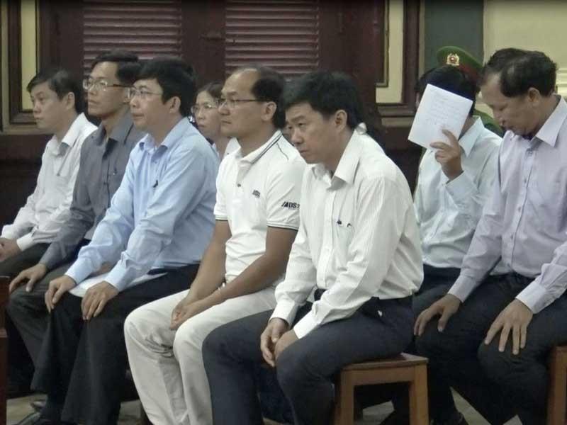Ngày 19-3, tòa tuyên án vụ Navibank - ảnh 1