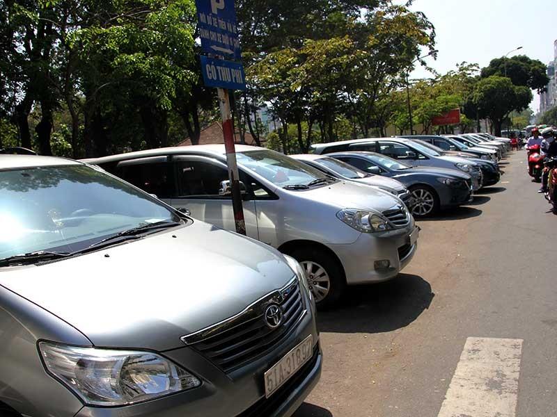 TP.HCM: Đồng thuận thu phí ô tô theo giờ - ảnh 1