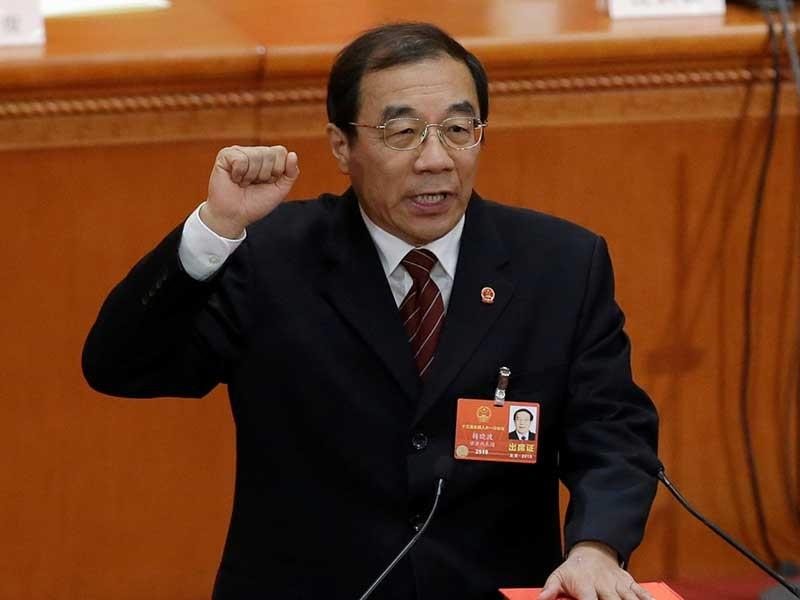 Trung Quốc có lãnh đạo siêu cơ quan mới - ảnh 1