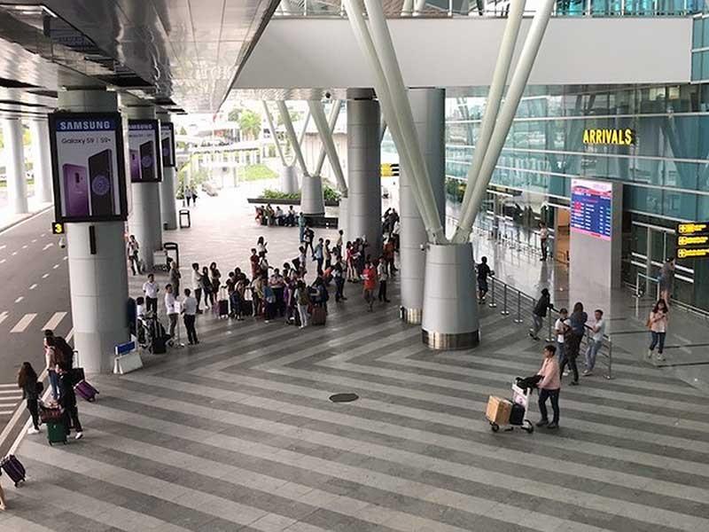 Nhiều sai phạm xây dựng tại sân bay Đà Nẵng - ảnh 1