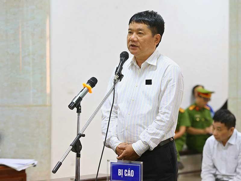Ông Đinh La Thăng nhận trách nhiệm thay thuộc cấp - ảnh 1