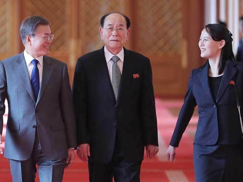 Hàn Quốc quyết tạo bước ngoặt lịch sử với Triều Tiên - ảnh 1