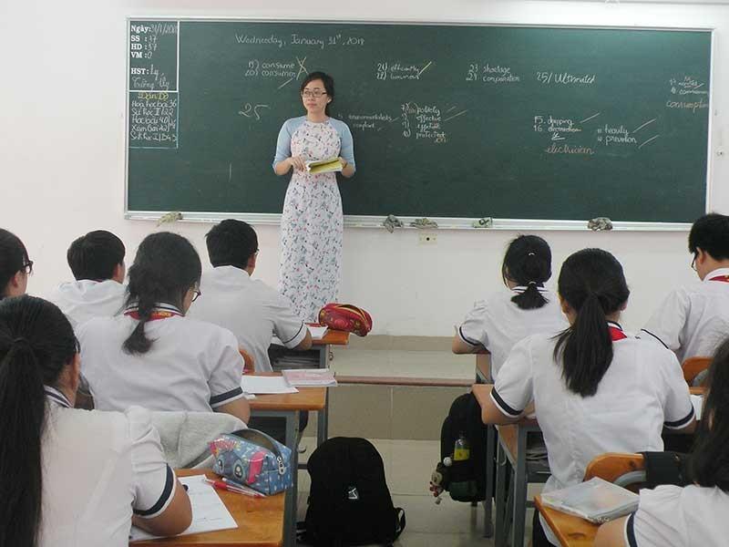 26.000 học sinh sẽ 'mất chỗ' lớp 10 công lập - ảnh 1