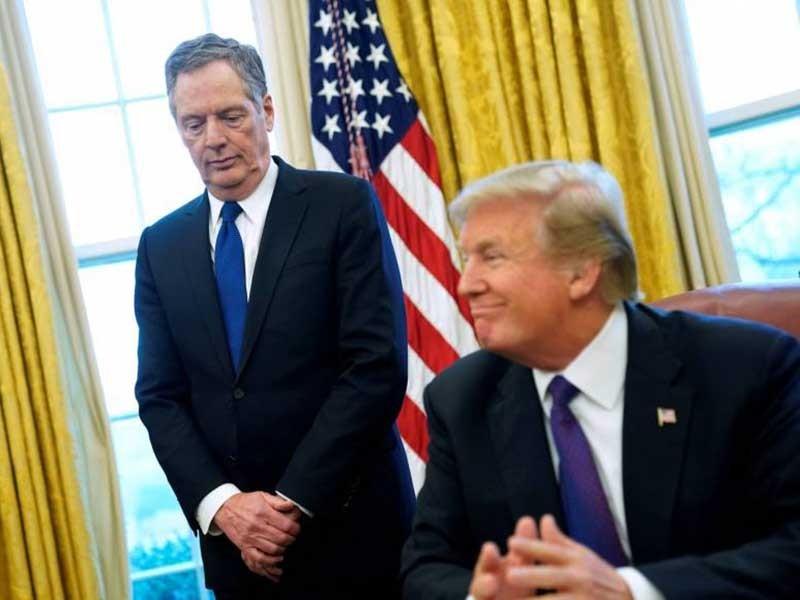 Mỹ tính liên minh thương mại 'đấu' Trung Quốc - ảnh 1