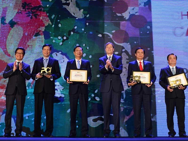 Quảng Ninh đứng đầu chỉ số PCI năm 2017 - ảnh 1