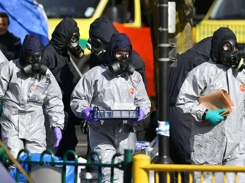 Vụ đầu độc điệp viên Nga: Rủi ro lan khắp châu Âu - ảnh 1