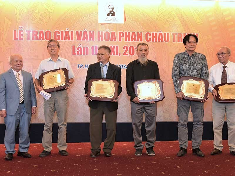 Lần đầu trao giải Phan Châu Trinh cho nhạc sĩ, họa sĩ - ảnh 1