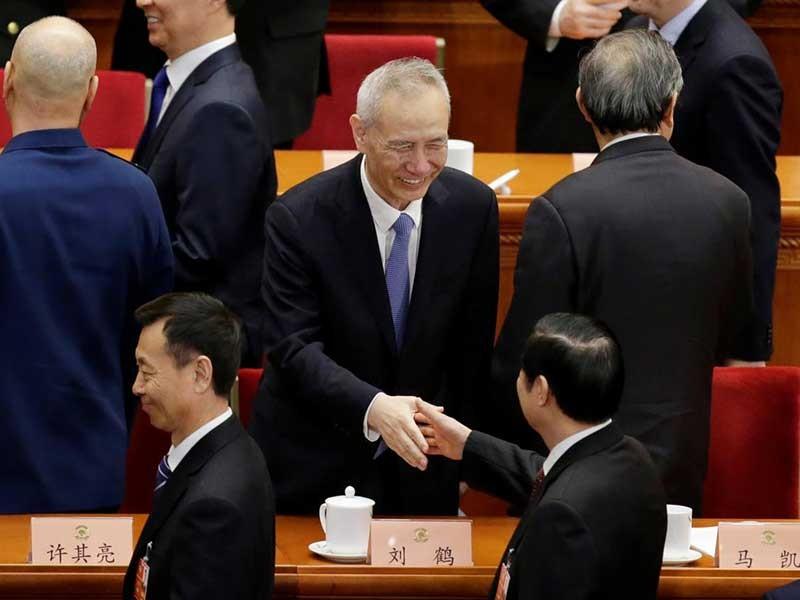 Trung Quốc tăng tốc tìm cách xoa dịu Mỹ - ảnh 1