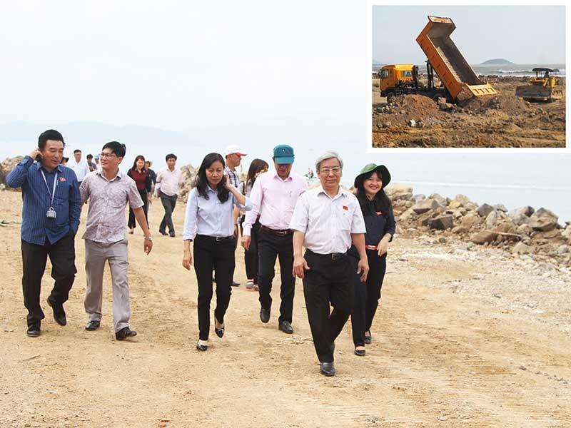 Vịnh Nha Trang bị xâm hại do 'lơ' quản lý - ảnh 1