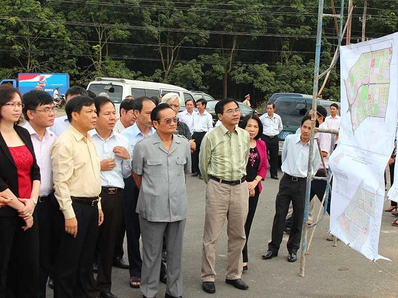 Hiến kế xây khu đô thị sân bay Long Thành - ảnh 1