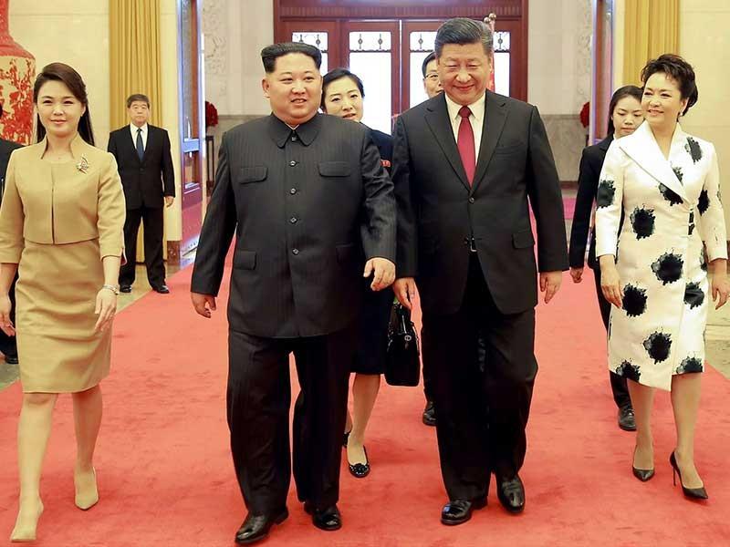 Bước chuyển chiến lược của ông Kim Jong-un - ảnh 1
