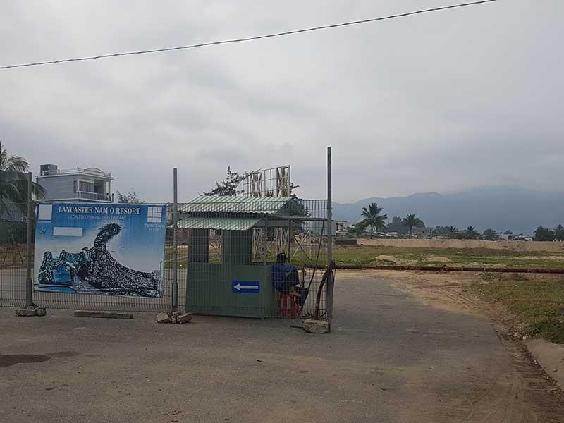 Đà Nẵng: Giữ nguyên trạng làng Nam Ô - ảnh 1