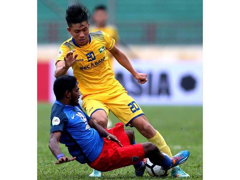 Vòng 4 V-League 2018: Đương kim vô địch thua thảm - ảnh 1