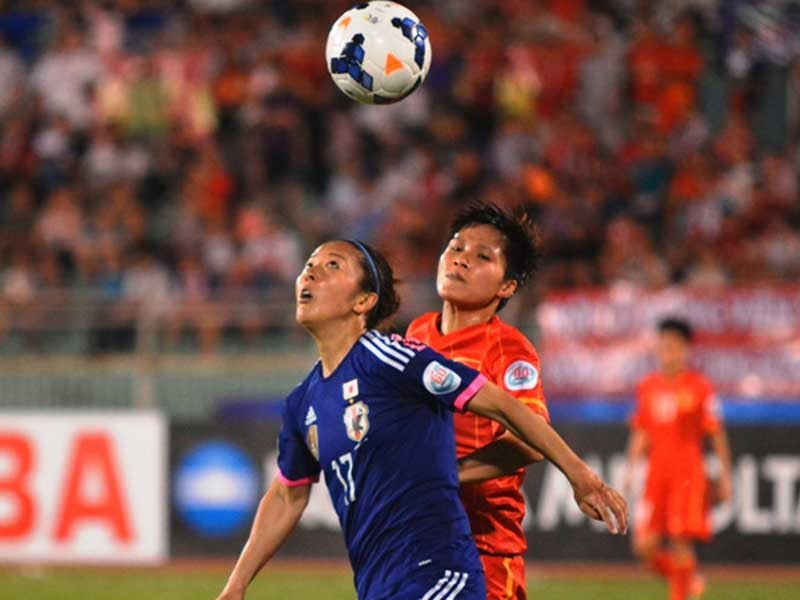 Asian Cup nữ 2018: Làm sao có điểm khi đối đầu với Úc? - ảnh 1