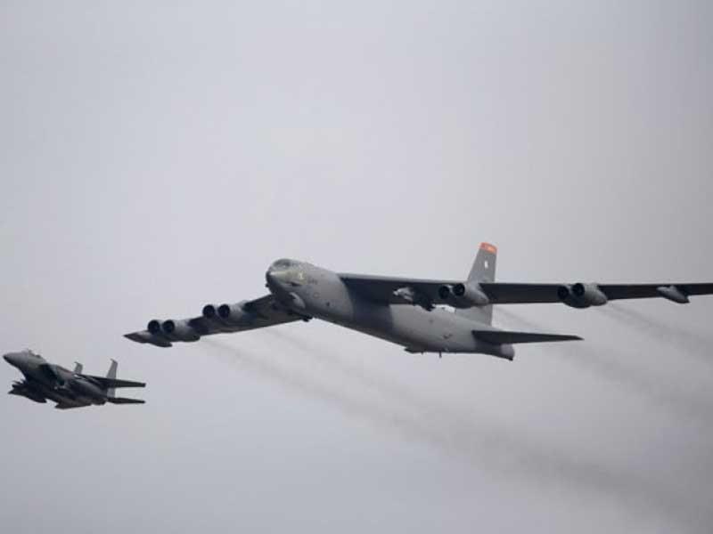 Mỹ muốn Hàn Quốc góp tiền bố trí vũ khí chiến lược - ảnh 1
