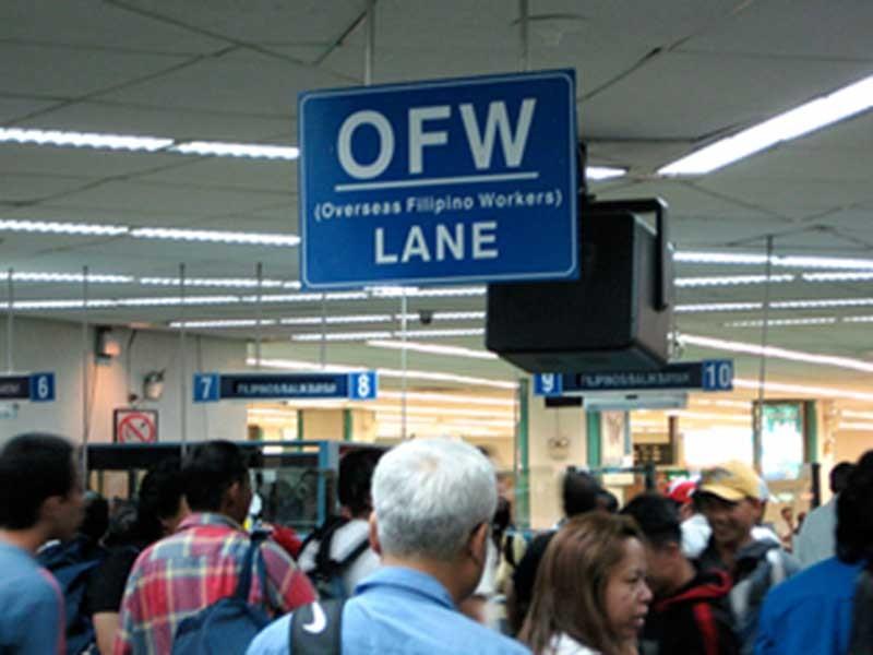 Kuwait-Manila căng thẳng vì 'osin' bị ngược đãi - ảnh 2
