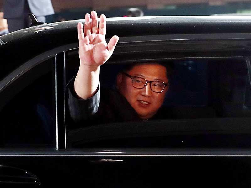 Triều Tiên cam kết đóng cửa điểm thử hạt nhân - ảnh 1