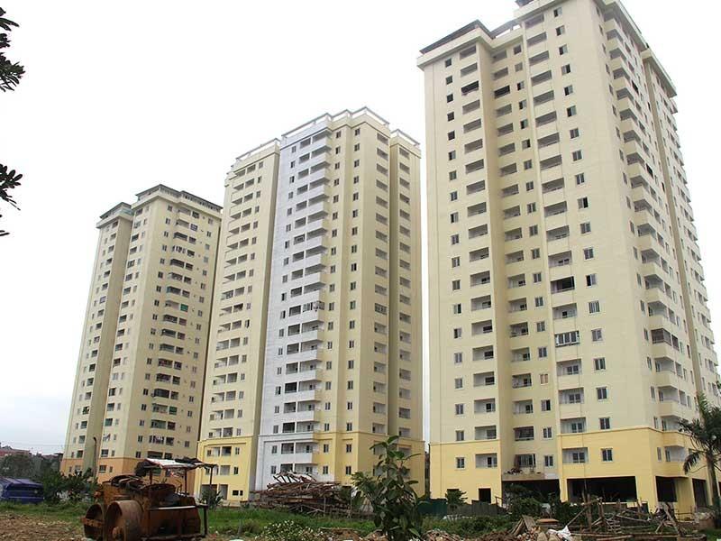 Nơm nớp sống trong chung cư Tecco Towers - ảnh 1