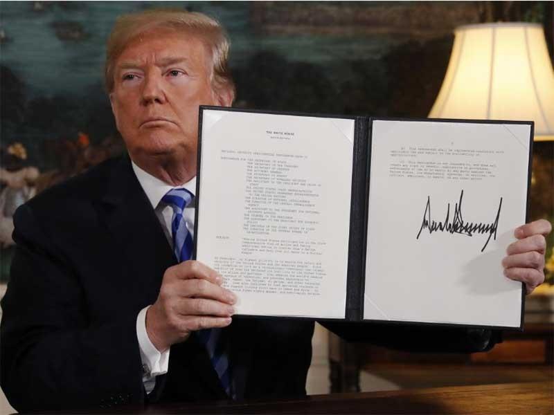 Ông Trump thông qua Iran 'dằn mặt' Triều Tiên - ảnh 1